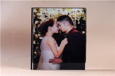 结婚纪念册之水晶相册