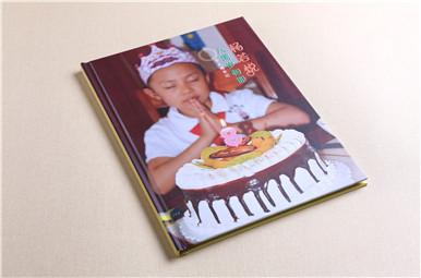 小朋友八岁生日纪念册