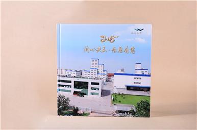 同心共赢-益海嘉里粮油领导纪念册,金龙鱼公司庆典纪念册