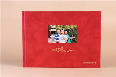 西安旅游纪念册设计-西安旅游记忆-西安旅行纪念相册制作